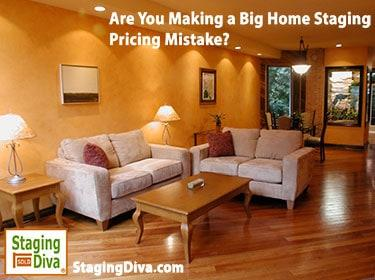Home Staging Pricing
