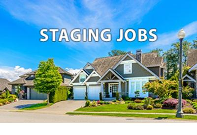 home staging job