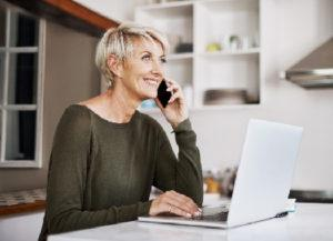 home staging career woman