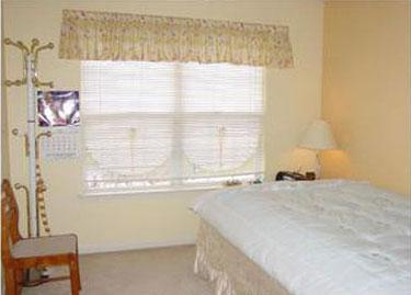 Holly Battaglia Bedroom Before Staging