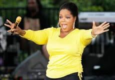 Oprah not stopped by fear