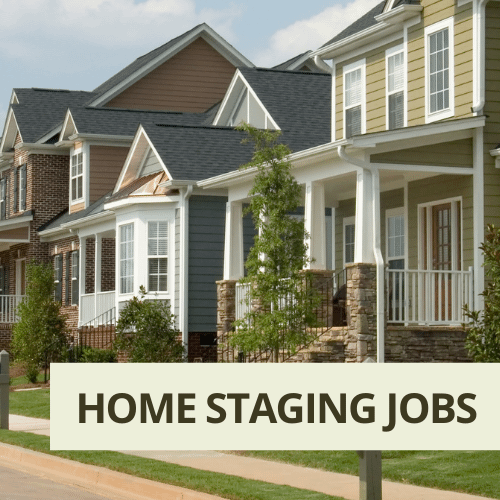 St. Louis Home Staging Job