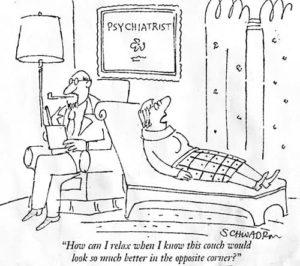home stager psychology
