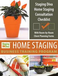 Home Staging Consultation Checklist with Room-by-Room Client Planning Forms