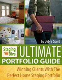 Staging Diva Ultimate Portfolio Guide Cover