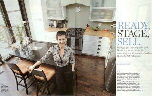 Debra in National Post
