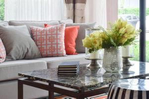 Home Staging Detail Living Room