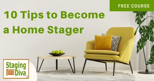 10 Tips Home Staging Course