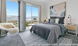 home staging after photo