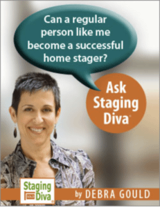 can a regular person become a home stager?