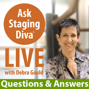 Ask Staging Diva - Question and Answer Recording